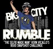 2015 BIG CITY RUMBLE VERN CHALLENGE
