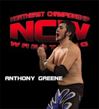 Original promotional picture of Anthony Greene