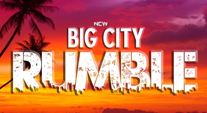 Beach Blast Rumble: NCW's Big City Preview