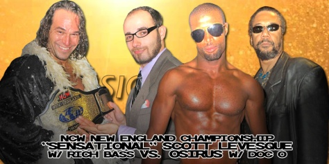 COLLISION NE TITLE MATCH