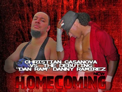 DAN RAM VS CASANOVA