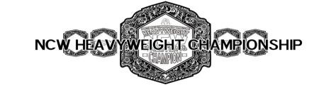 ncw heavyweight title