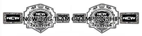NCW TAG TEAM TITLES