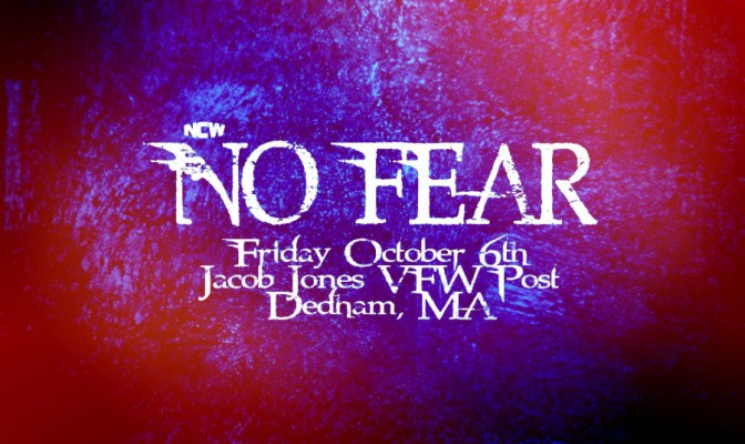 PRESS RELEASE: NCW Has NO FEAR When We Return to Dedham October 6th!