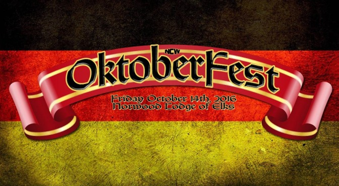 Quick Results from NCW OktoberFest