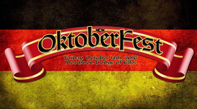 Press Release: Celebrate OktoberFest Friday October 14th in Norwood!