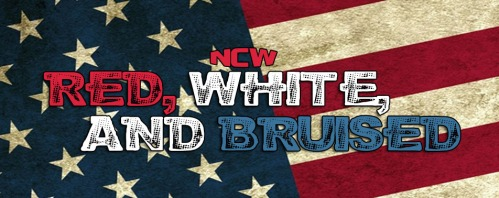 NCW Red, White, & Bruised