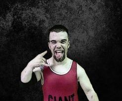 """Rob """"The Giant"""" Araujo"""