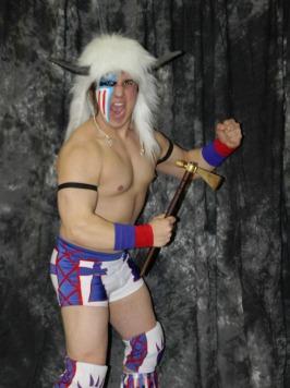 """The Native American"" Tomahawk"