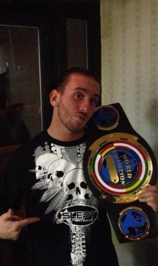 WF8 Dunn as Champion