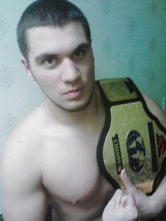 The NEW NCW New England Champion Kevin Perry