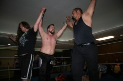 NCW's 16 year REUNION sees Brandon Behm debut with Tony Caruso as the Inglorious Dastards