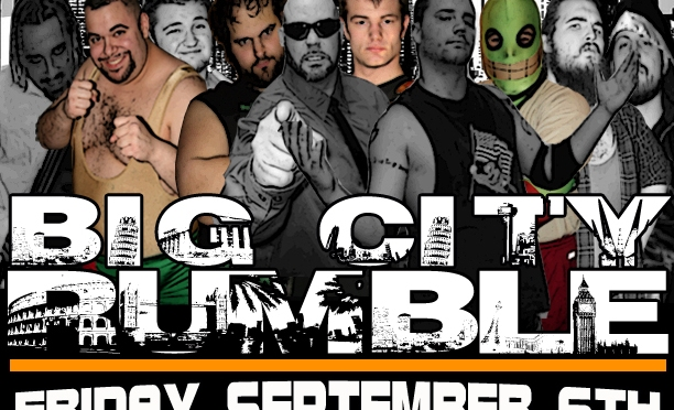 PRESS RELEASE: Big City Rumble Comes to Norwood September 6th!