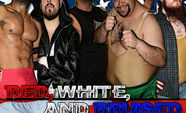 PRESS RELEASE: Red, White, & Bruised Comes to Bristol 7/20!