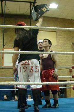 "Scotty Vegas vs. Rob ""The Giant"" Araujo - November 2007"