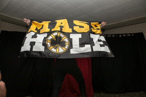 Masshole