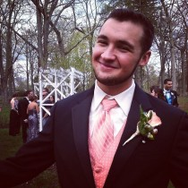 """""""All Good"""" Anthony Greene at prom!"""