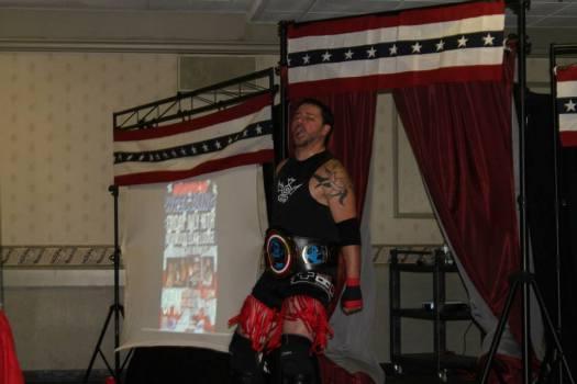 Will RIOT make it to WrestleFest? Photo Credit: Kelz Marie