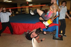 vs. RIOT Kellan Thomas (NCW NO FEAR 2014)