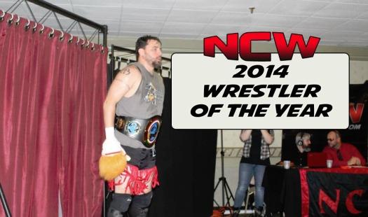 2014 Wrestler of the Year