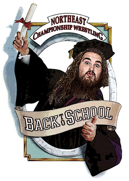 NCW goes Back to School (Rodney Dangerfield variant poster)
