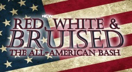 ON DEMAND NCW Red, White, & Bruised: The All-American Bash