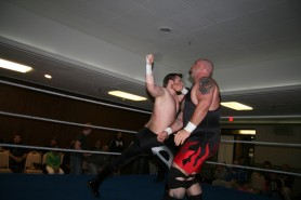 """""""Dastardly"""" Doug Summers collides with Commissioner Dean """"The Beast"""" Livsley as Livsley puts his job on the line against Summers."""