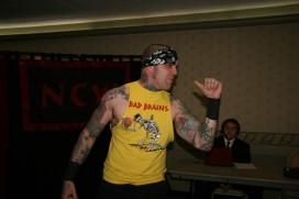 """The Masshole"" Mike McCarthy returns to NCW, taking on ""RIOT"" Kellan Thomas."