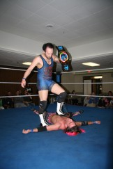 Scotty Vegas screws JT Dunn out of the NCW Championship at REUNION.