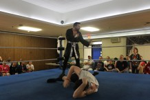 "Doug Summers returns at REUNION, attacking NCW Champion ""RIOT"" Kellan Thomas!"