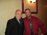 "NCW Commissioner Dean ""The Beast"" Livsley and the REUNION Host Chris Venom!"