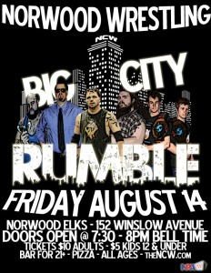 2015 BIG CITY RUMBLE FLYER 2