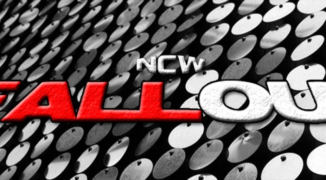 PRESS RELEASE: FALLOUT From the Big City Rumble Comes to Norwood September 25th