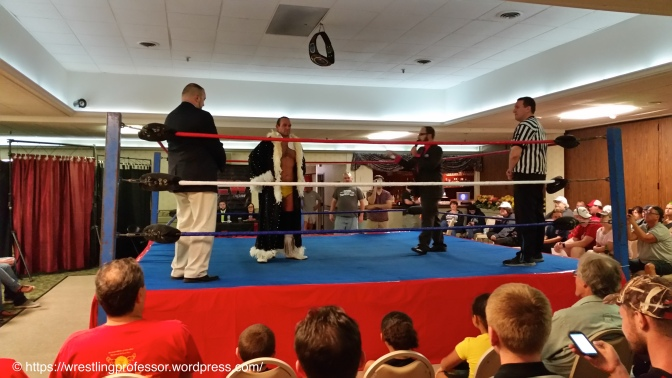 The Big City Throwdown: NCW Big City Rumble Results