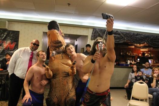 The Loomis Boys, Tomahawk, Deano, & Dino