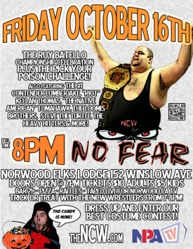 NCW NO FEAR FLYER 2