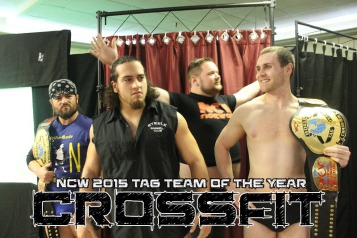 NCW 2015 Tag Team of the Year