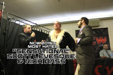 NCW's 2015 Most Hated, Scott Levesque & Rich Bass