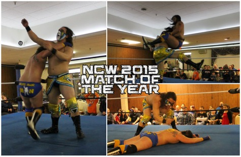 match of the year