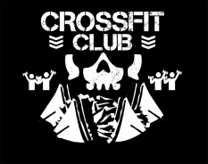crossfitclubtshirt design