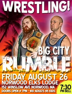 big city rumble 2016