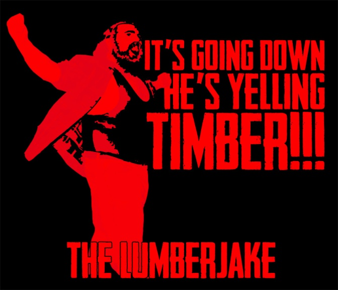 Order Your Lumberjake Tee Today!
