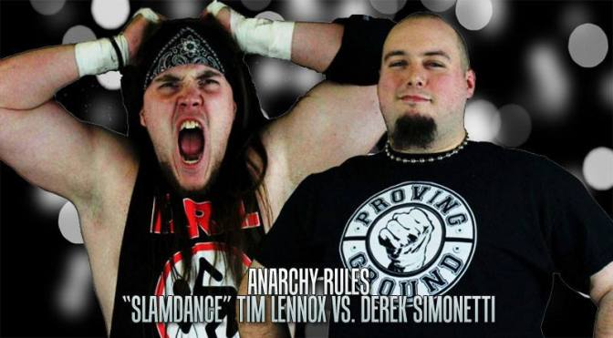 Anarchy Rules June 16th in Dedham at NCW Aftermath!