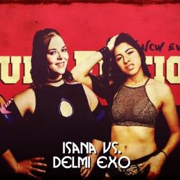 PULP FICTION ISANA VS EXO