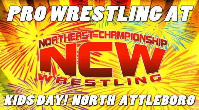 NCW Kids Day! in North Attleboro, MA July 21!