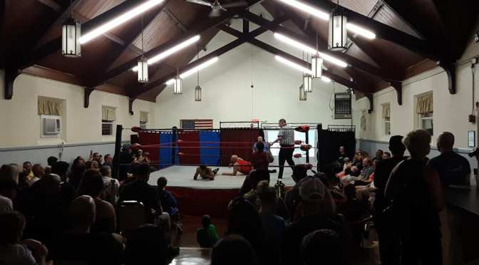 NCW's FALLOUT in Bristol Results