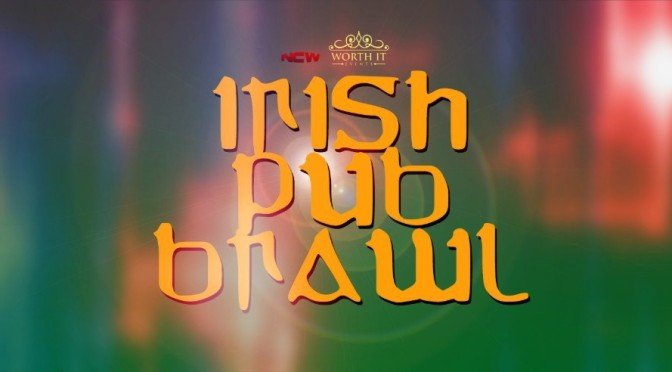 Press Release: NCW Returns to North Attleboro for the Irish Pub Brawl!