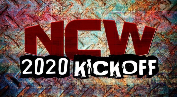 LIVEWATCH: NCW's 2020 Kickoff Tonight on YouTube!