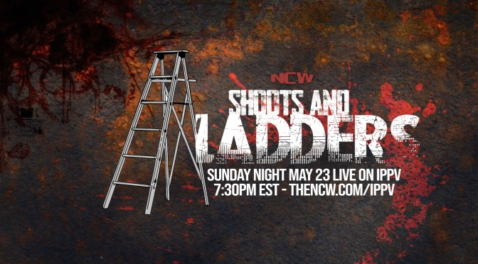 This Sunday Live on iPPV It's NCW Shoots And Ladders!